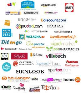 Logo des marketplaces