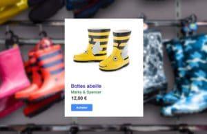 flux google shopping