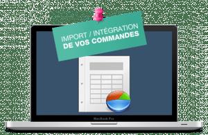 integration commandes marketplaces